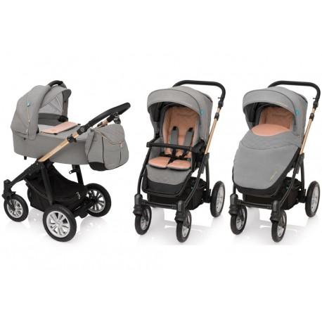 Wózek Baby Design Lupo Comfort Limitowana Edycja - 01 Quartz