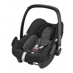 Fotelik Maxi-Cosi Rock i-Size od 45 do 75 cm - Black Grid