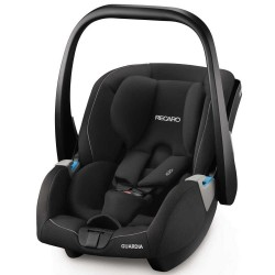 Fotelik Recaro Guardia 0-13 kg - Performance Black