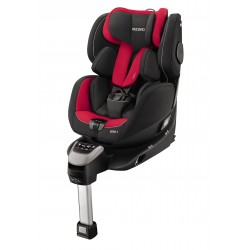 Fotelik Recaro Zero.1 R129 i-Size od 0 do 105 cm (0-18kg) - Racing Red