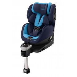 Fotelik Recaro Zero.1 R129 i-Size od 0 do 105 cm (0-18kg) - Xenon Blue