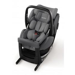 Fotelik Recaro Zero.1 Elite R129 i-Size od 0 do 105 cm (0-18kg) - Aluminium Grey