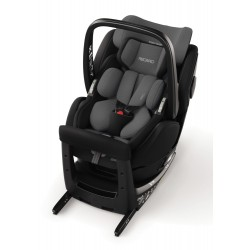 Fotelik Recaro Zero.1 Elite R129 i-Size od 0 do 105 cm (0-18kg) - Carbon Black