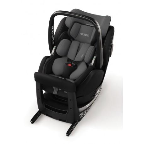 Zero.1 Elite R129 i-Size od 0 do 105 cm (0-18 kg) - Carbon Black