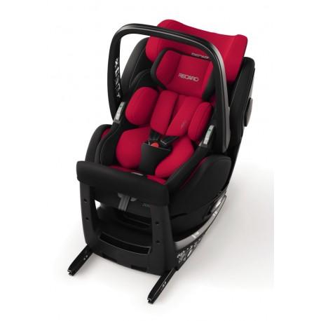 Zero.1 Elite R129 i-Size od 0 do 105 cm (0-18 kg) - Racing Red