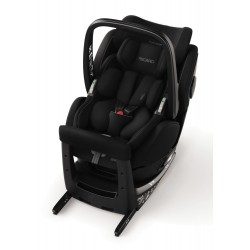 Fotelik Recaro Zero.1 Elite R129 i-Size od 0 do 105 cm (0-18kg) - Performance Black