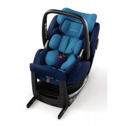 Fotelik Recaro Zero.1 Elite R129 i-Size od 0 do 105 cm (0-18kg) - Xenon Blue