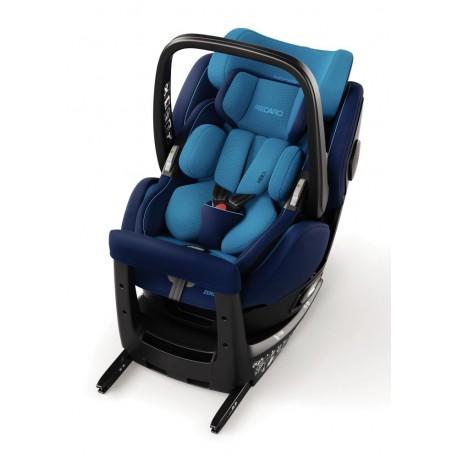 Zero.1 Elite R129 i-Size od 0 do 105 cm (0-18 kg) - Xenon Blue