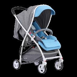 Wózek Quatro Lion 4,5 kg - 13 Blue