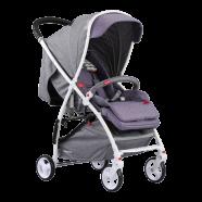 Wózek Quatro Lion 4,5 kg - 15 Purple