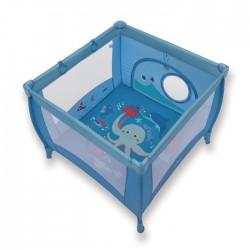 Kojec Baby Design Play Up z uchwytami do podnoszenia - 03 blue