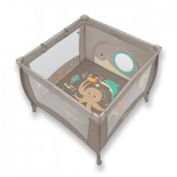 Kojec Baby Design Play Up z uchwytami do podnoszenia - 09 beżowy