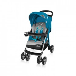 Wózek Baby Design Walker Lite - 05 turkus
