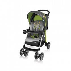 Wózek Baby Design Walker Lite - 04 green