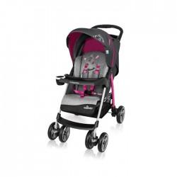 Wózek Baby Design Walker Lite - 08 pink