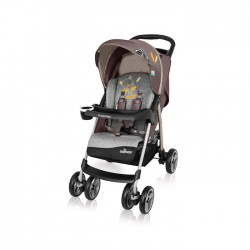Wózek Baby Design Walker Lite - 09 brown