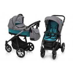 Wózek dzięcięcy Baby Design Husky New + winterpack - 05