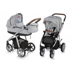 Wózek dziecięcy Espiro Next Avenue - 101 Frozen Grey