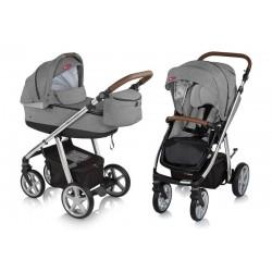 Wózek dziecięcy Espiro Next Avenue - 107 Grey Dove