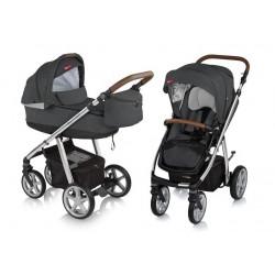 Wózek dziecięcy Espiro Next Avenue - 117 Cold Steel