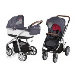 Wózek dziecięcy Espiro Next Manhattan - 213 Pacific Blue