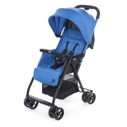 Wózek Chicco Ohlala ultralekki 3,8 kg - Power Blue