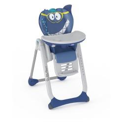 Krzesełko Chicco Polly 2 Start od 0m - Shark