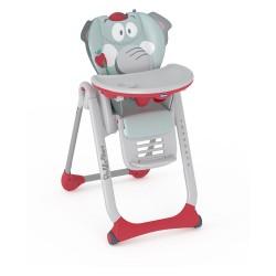 Krzesełko Chicco Polly 2 Start od 0m - Baby Elephant