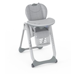 Krzesełko Chicco Polly 2 Start od 0m - Happy Silver