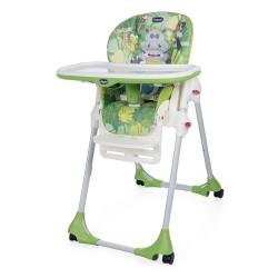 Krzesełko Chicco Polly Easy - Happy Jungle