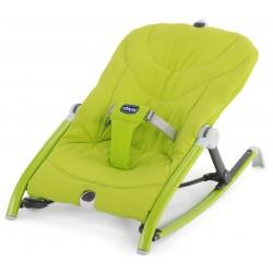 Leżaczek Chicco Pocket Relax z torbą - Green