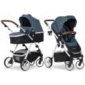 Wózek dziecięcy EasyGo Optimo - Adriatic