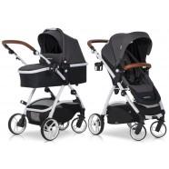 Wózek dziecięcy EasyGo Optimo - Anthracite