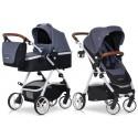 Wózek dziecięcy EasyGo Optimo - Denim