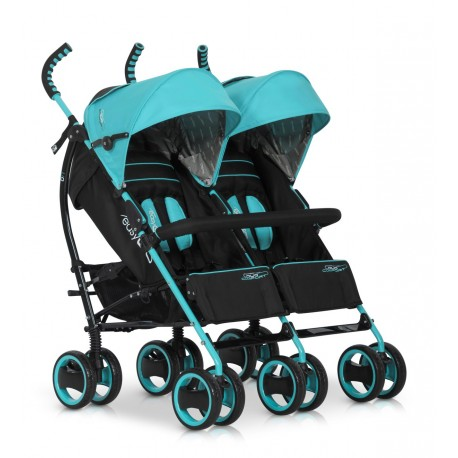 Duo Comfort spacerowy - Malachite