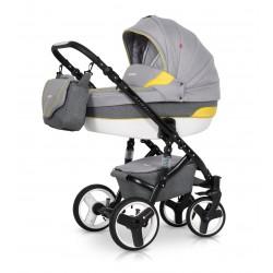 Wózek dziecięcy Euro-Cart Durango Sport - Lemon