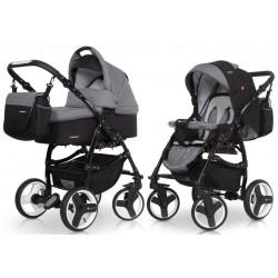 Wózek dziecięcy Euro-Cart Passo Sport - Carbon