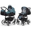 Wózek dziecięcy Euro-Cart Passo Sport - Adriatic
