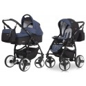 Wózek dziecięcy Euro-Cart Passo Sport - Denim