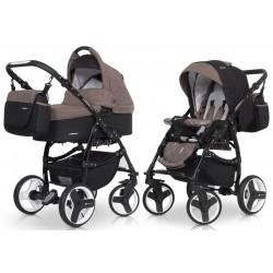 Wózek dziecięcy Euro-Cart Passo Sport - Latte