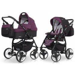 Wózek dziecięcy Euro-Cart Passo Sport - Purple