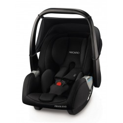 Fotelik Recaro Privia Evo 0-13 kg - Performance Black