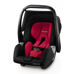 Fotelik Recaro Privia Evo 0-13 kg - Racing Red