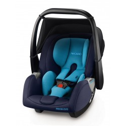 Fotelik Recaro Privia Evo 0-13 kg - Xenon Blue