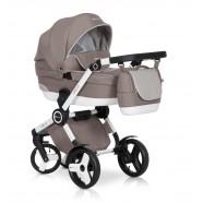 Wózek dziecięcy Euro-Cart Deco - Latte