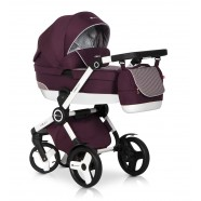 Wózek dziecięcy Euro-Cart Deco - Purple