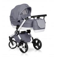 Wózek dziecięcy Euro-Cart Deco - Stone