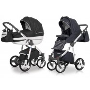 Wózek dziecięcy Expander Mondo Prime - Carbon