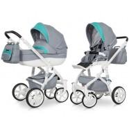 Wózek dziecięcy Expander Vanguard - Malachit