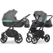 Wózek dziecięcy Expander Enduro - Malachit